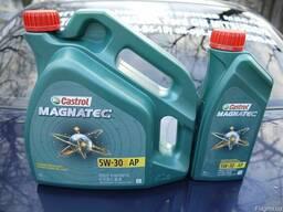 Синтетическое моторное масло Castrol Magnatec 5w-30 AP, 4л