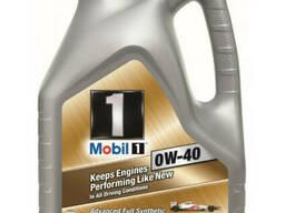 Синтетическое моторное масло Mobil NEW LIFE SAE 0w-40, 4л