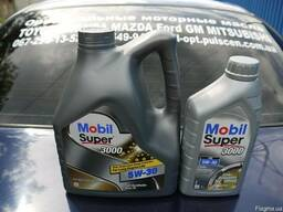 Синтетическое моторное масло Mobil Super 3000 XE SAE 5w-30