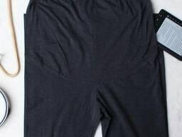 Сірі штани для вагітних