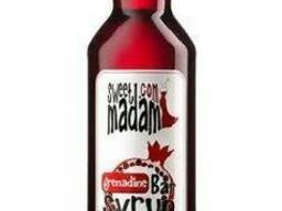 Сироп Sweet Madam, гренадин, 0. 7 л