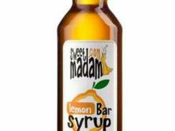 Сироп Sweet Madam, лимон, 0. 7 л