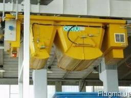 Система адресной подачи бетона ORU FLY