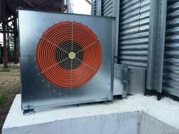 Система аерації: Вентилятори CSI (Турція)
