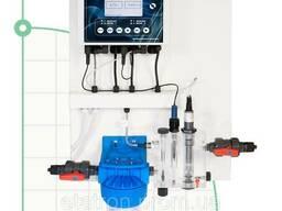 Система дозирования и контроляPH-CL-F Control Panel (0-2...