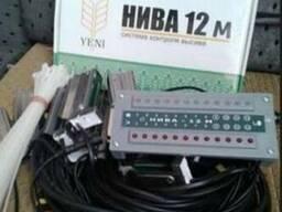 Система контроля высева НИВА 12 М (сигнализация,электроника)