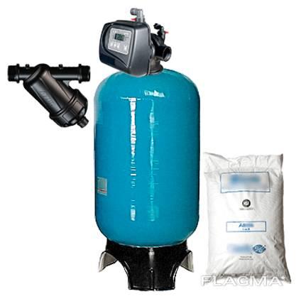 Система обезжелезивания воды Aqualux 3672E FE