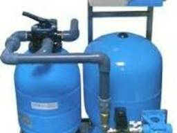 Система очистки и рециркуляции воды «Кристалл»