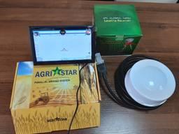 Система паралельного водіння Agristar