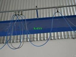 Система токоподвода для кран балки