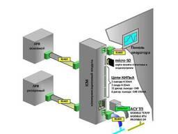 Система возбуждения синхронных генераторов, Украина, Днепр