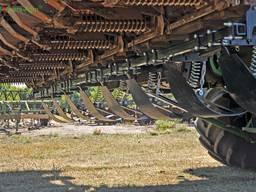 Система защиты шин Guard Tire для комбайна