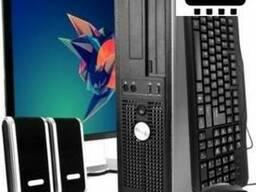 Системный блок Dell OptiPlex 780 /4 ядра Core 2 Quad Q8300 /