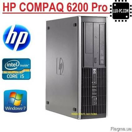 Системный блок HP Compaq 6200 / i5-2400 (3.1-3.4 ГГц) / RAM