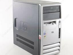 Системный блок: HP dc 5100MT P IV HT 3. 0/1GB/40GB