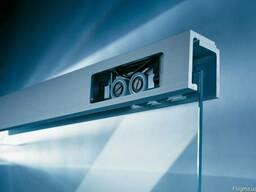 Систему для раздвижных стеклянных дверей Dorma Agile-150