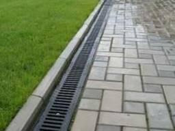 Системы линейного водоотвода