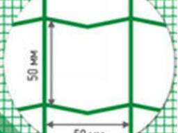 Системи огорож з зварної рулонної сітки 1. 5м 50х100мм