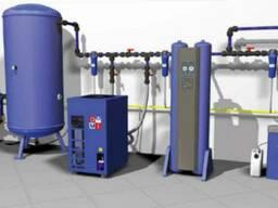 Системы подготовки сжатого воздуха (OMI, Италия)