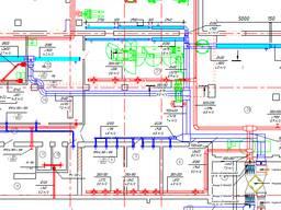 Проектирование систем вентиляции и аспирации