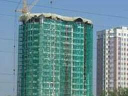 Сітка затіняюча 120 г/кв. м. , 4. 0х50 м, HDPE. green
