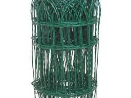 Сітка декоративна металева з ПВХ покриттям