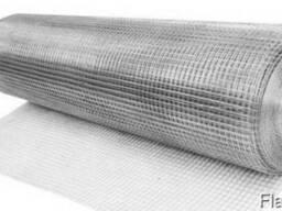 Сітка зварна з оцинкованої проволоки 100х25х2,5мм