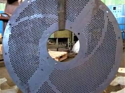 Сито промышленное для гидроразбивателей, сортировки и др. Сверление.