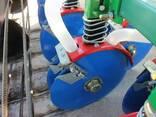 Сівалка сеялка до мінітрактора 1,2 м дисковий сошник - фото 7