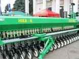 Сівалка механічна зернова СЗМ-6М модернізована