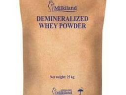 Сиворотка суха молочна демінералізована.