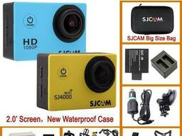 Sjcam камеры и аксессуары original - фото 4