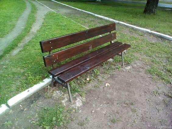 Скамейка для парка и сада