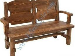 Скамья для бара (Кантри) Л2 купить скамейку лавку