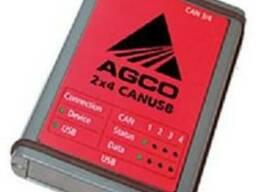 Сканер для диагностики AGCO 2X4