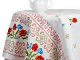 Скатерть, полотенца, салфетки, фартуки из льна