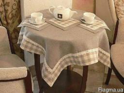 Скатерти для кафе.ресторанов,однотонные,цветные