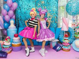 Сказочный квест для детей «Куклы LOL. Вечеринка года» в парк
