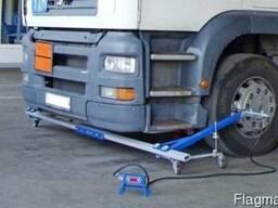 Схождение для грузовых автомобилей