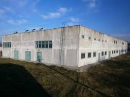 Склад овощехранилище 2722 м2 участок 1. 55 Га г. Винница