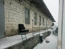 Склад с авторампой 700 м. кв. Калининский р-н. Донецк