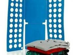 Складна дошка для складання одягу і білизни Клоузес Фолдер,