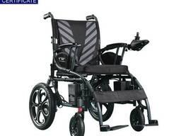 Складная электроколяска D-6023. Инвалидная коляска. .. .