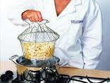 Складная решетка - дуршлаг Magic Kitchen Chef Basket - фото 7