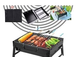 Складной гриль барбекю BBQ Grill Portable, портативный гриль