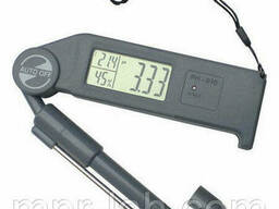 Складной pH-метр, термометр, гигрометр PH-010 ( KL-010 )