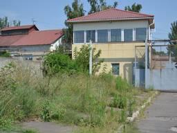 Складские-производственные помещения, торговая база, большой земельный участок ЦЕНТР