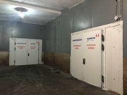 Аренда холодильного склада. Киев, Соломенский район