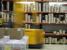 Складские услуги. Посуточное хранение вещей и товаров