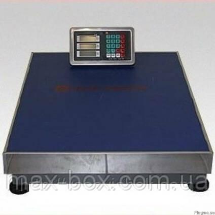 Складские весы платформенные 600 кг TCS-D 16 Олимп